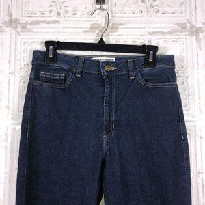 American Apparel Jeans - American Apparel   High Rise Pencil Skinny Jean